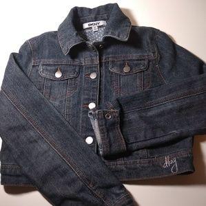 Girls DKNY Denim Jacket